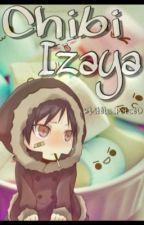 Chibi Izaya by Little_Potat0
