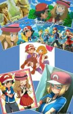 The Kalos Couple ~ An Amourshipping Story ~ ON HOLD by Spidey-Warrior
