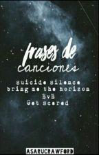 Frases de Canciones by Bootstrap_