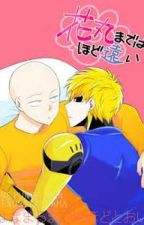 one punch man Genos x Saitama by Fnafsmile