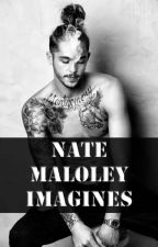 Nate Maloley Imagines by dorrkaaa
