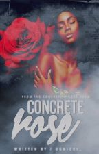 Concrete Rose by ognicki_