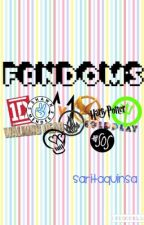 Fandoms by saritaquinsa