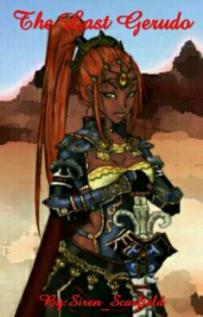 The Last Gerudo by chats_little_fox