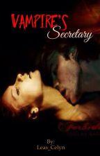 Vampire's Secretary by bk_onlygirl