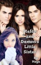 Stefan and Damon's Little Sister by MayeAndScotty
