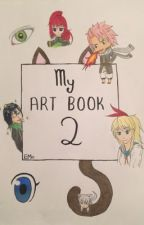 My Art Book 2 by Artsy_Cookie
