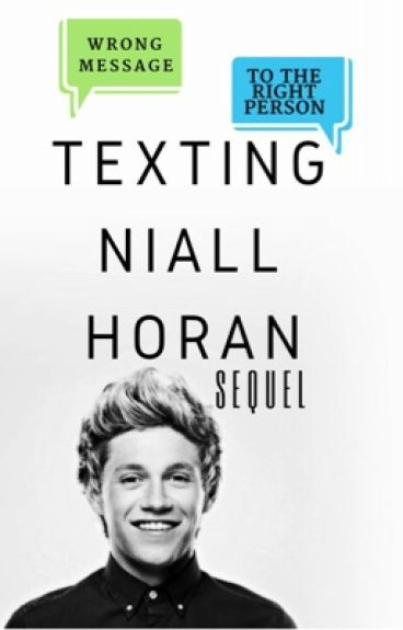 Texting Niall Horan Sequel
