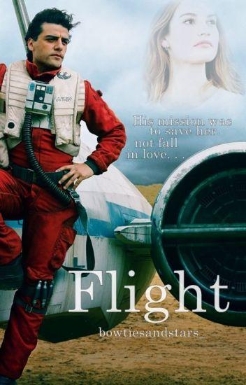 .: Flight :. Poe Dameron