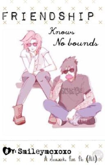 Friendship Knows No Bounds (a sasusaku fan fic)