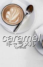 caramel ➸ taehyung by inseong