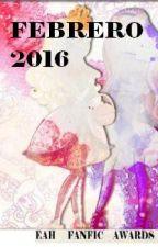 Fanfics Nominados- Febrero 2016 by Premiosfanficeah