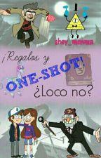 ¡Regalos y one-shot! by shey_menma