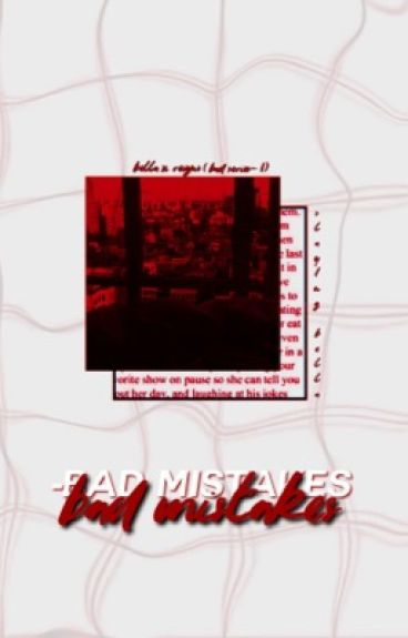 Nikki\Roman~ Bad Mistakes ~ Completed ~ ~Book 1 of Bad Mistakes Series