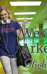 West Ark High  by PinkFan-Gurl