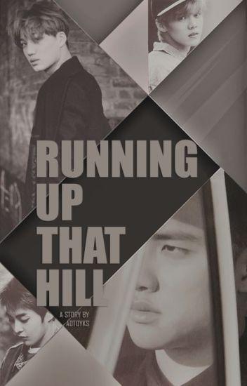 RUNNING UP THAT HILL - KAISOO (Traducción en español) SUBIENDO ESA COLINA