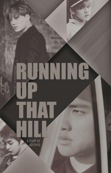 RUNNING UP THAT HILL  - KAISOO (Traducción en español)