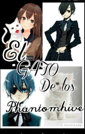 ___ ,el gato de un phantomhive? __ x ...