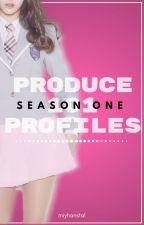 Produce 101: Profiles by MiyHanStal