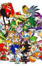 Ask The Sonic Characters by SonicBlueLover