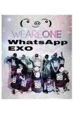 WhatsApp { EXO } by Baby_Sugar69