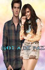 GOTA DE PAZ. (Editada) (#soli-Awardds2018) by zarinehawk