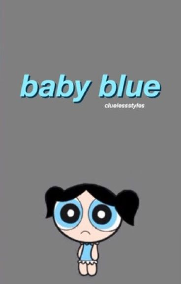 baby blue ;; h.s (ON HOLD)