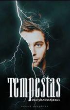 Tempestas {l.h} || Wattys 2018 by curlyhairedjesus