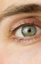In your green eyes. by Medher