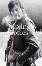 Mixing Forces (Daryl Dixon) by voyageimpossible