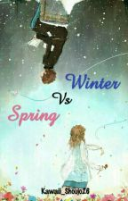 Winter Vs Spring by Kawaii_Shoujo26