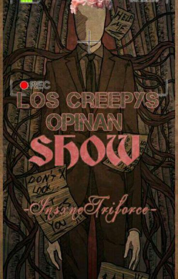Los creepys opinan show©   #CreepyAwards2016