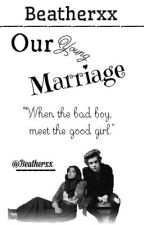 [2] TCLS: Our (Young) Marriage [SLOW UPDATE] by beatherxx