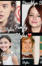 Family Styles ||h.s.|| by onedirectionare