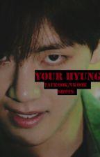 Your Hyung (TaeKook SHOTS) by Sensei404
