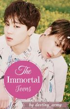 ~ Immortal teens ~ ( BTS lemon ) by destiny_army