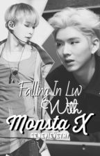 Falling in luv with Monsta X ⇨몬스타엑스 [DISCONTINUED] by fluffypineappless