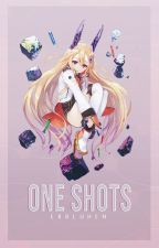 One shots anime. [PEDIDOS CERRADOS] by Erbluhen