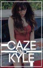 Caze & Kyle | epistolary by tinkerbellu_