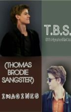TB.S.I (Thomas Brodie- Sangster) Imagines by NyxAwEsOMe