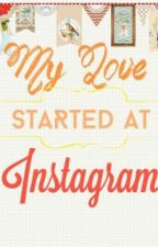 my love started at instagram by selviays