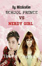 School Prince VS Nerdy Girl by MissAceKim