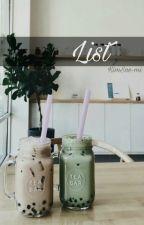 List by KimSae-mi
