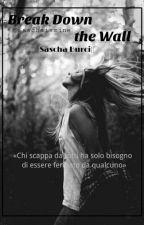 Break Down the Wall   Sascha Burci   by Saschaismine