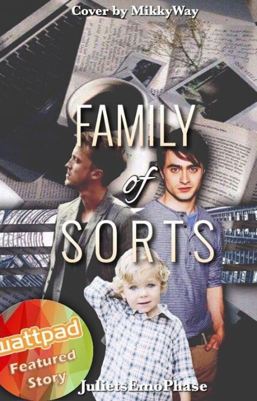Family Of Sorts (A Wattpad Featured Drarry FanFiction) #Wattys2016 by JulietsEmoPhase