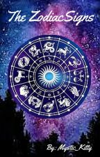 The Zodiac signs by Mystic_Kitty