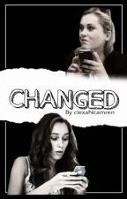 Changed. (Modern Day CLEXA AU) by clexaNcamren
