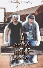 A Walk In The Park (A Drarry FanFiction) by JulietsEmoPhase