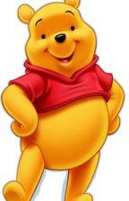 Winnie the Pooh x Piglet by wetrain1