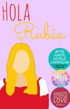 Hola Rubia by RubiaOxigenado